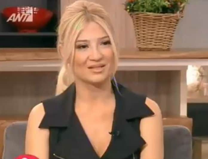 Κάγκελο η Σκορδά με την αποκάλυψη πασίγνωστης Ελληνίδας ηθοποιού! «Με πήραν και μου είπαν ότι η κόρη μου ήπιε βενζίνη... » (Βίντεο)