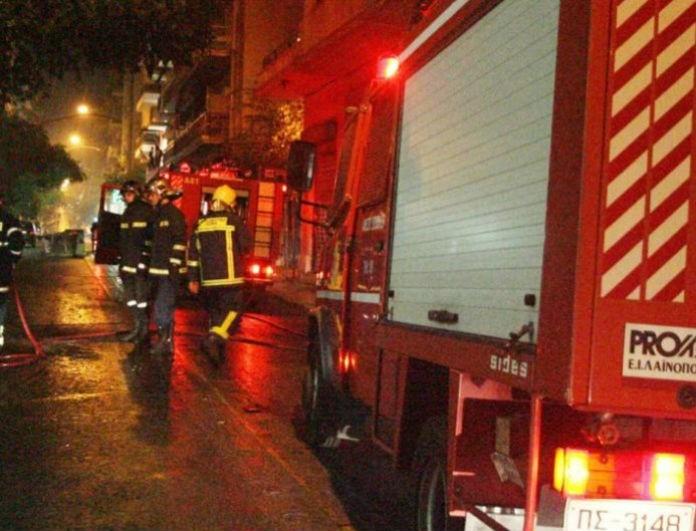 Έκτακτο! Νέα Ιωνία: Φωτιά σε διαμέρισμα με μια νεκρή γυναίκα!