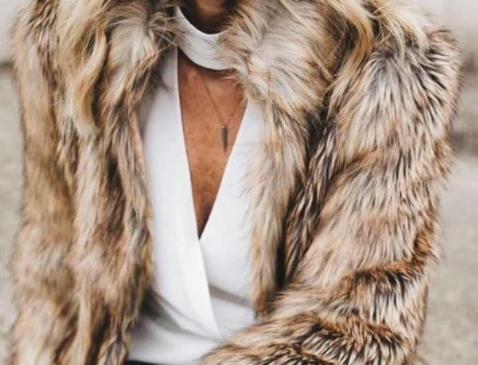 Αυτό το πανωφόρι θα αντικαταστήσει την faux γούνα το επόμενο φθινόπωρο! Εσύ, θα το αγοράσεις;