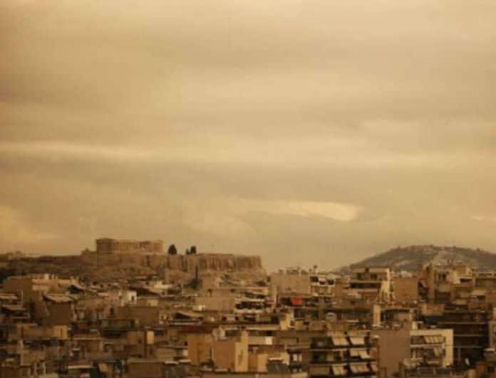Καιρός: Με αφρικανική σκόνη και καταιγίδες ξεκινάει η εβδομάδα!