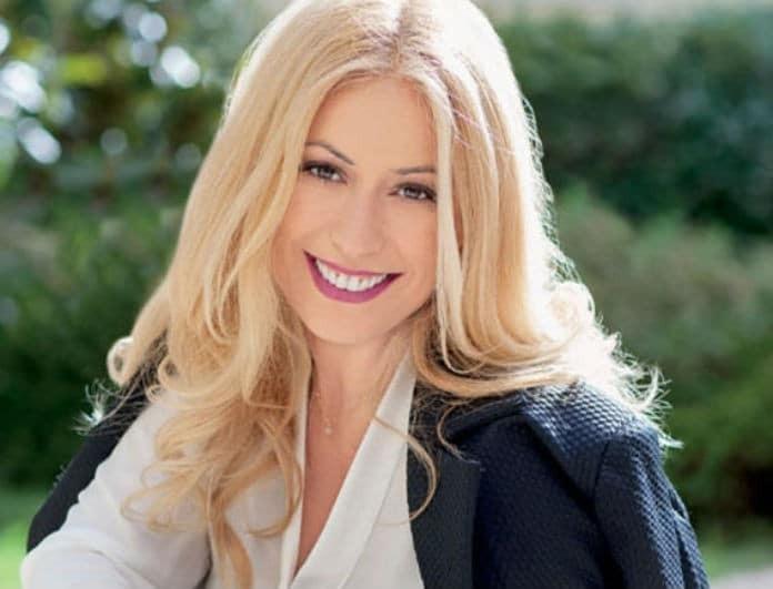 Μαρία Μπακοδήμου: Απαντά για πρώτη φορά για τη... νέα της σχέση!(Βίντεο)