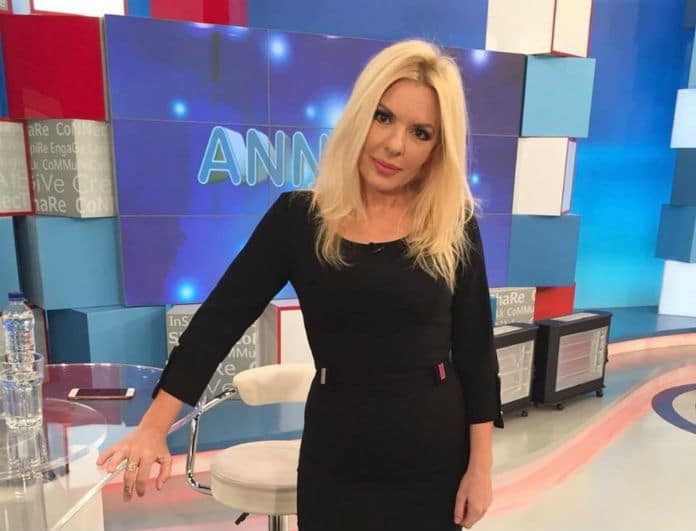 Η θαυματουργή δίαιτα της Αννίτας Πάνια: Έτσι έχασε 8 κιλά σε ένα μήνα!