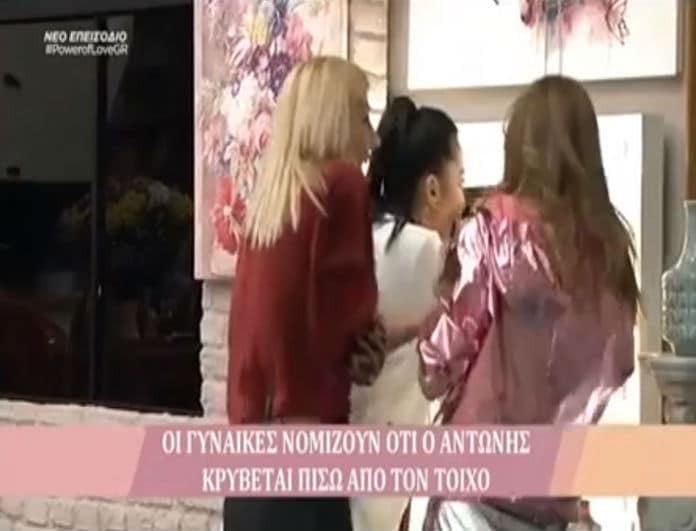 Power of love: Φωνές στο σπίτι των κοριτσιών! Το απίστευτο περιστατικό που διαδραματίστηκε μέσα στο σπίτι.. (Βίντεο)