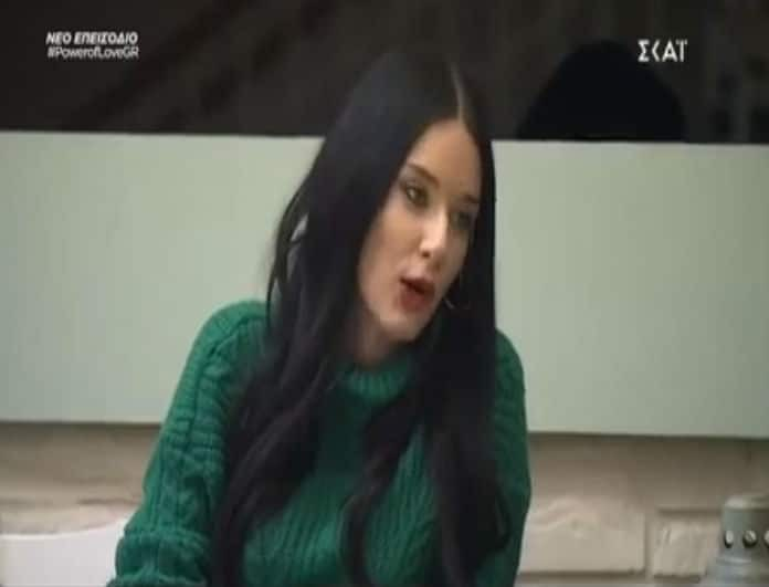 Power of love: Εκτός εαυτού η Ραφαέλα! Η εξομολόγηση που την έκανε να χάσει τη ψυχραιμία της... (Βίντεο)