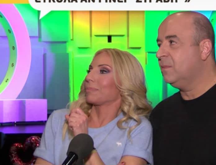 Μάρκος Σεφερλής - Έλενα Τσαβαλιά: Μας αποκάλυψαν πόση διάρκεια έχει το... σ3ξ!