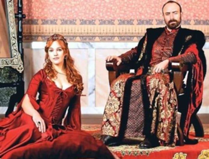 Σουλεϊμάν ο Μεγαλοπρεπής: Στη δημοσιότητα οι ερωτικές επιστολές της Χιουρέμ!