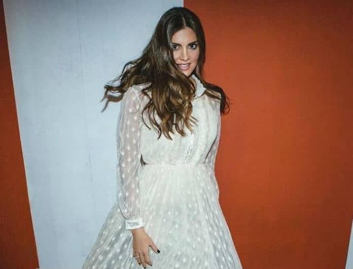 Παντρεύεσαι με πολιτικό γάμο; Η Σταματίνα Τσιμτσιλή σου βρήκε το κατάλληλο φόρεμα!