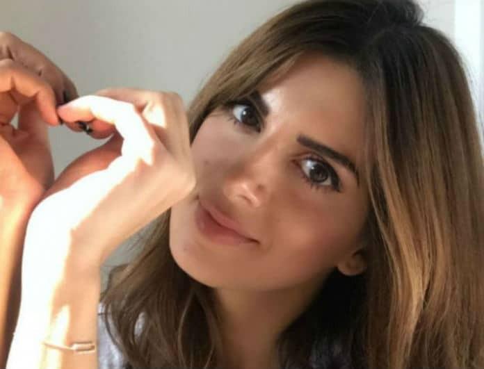 Σταματίνα Τσιμτσιλή: Τα μυστικά της για τέλειο δέρμα!
