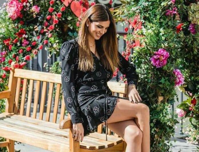 bfc9c1dcb4b0 Σταματίνα Τσιμτσιλή  Φόρεσε τα πιο hot πέδιλα για την γιορτή του Αγίου  Βαλεντίνου! - ΤΙ ΘΑ ΦΟΡΕΣΕΙΣ - Youweekly