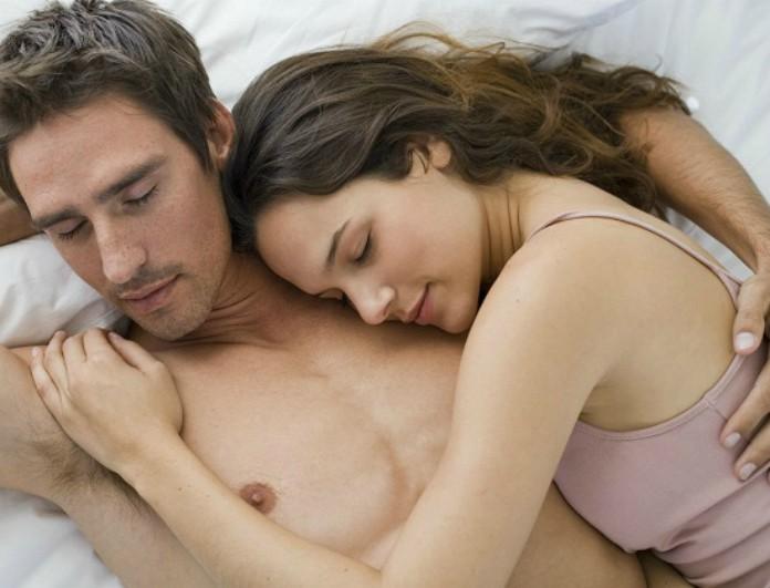 Είναι must: Ποια στάση πρέπει να ακολουθήσεις με το αγόρι σου στο κρεβάτι;