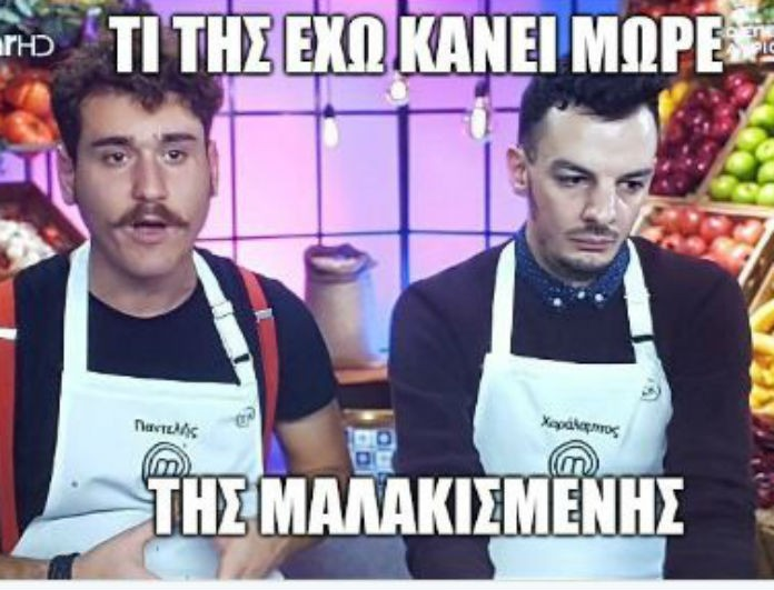 Master Chef: Το twitter δίκασε τον Χαράλαμπο! «Pray for Padelis!