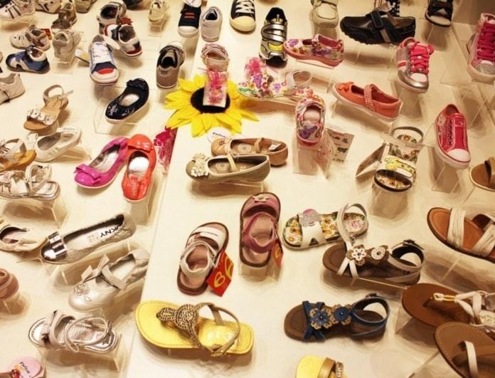 Η σωστή ώρα για να αγοράζεις παπούτσια είναι μία!