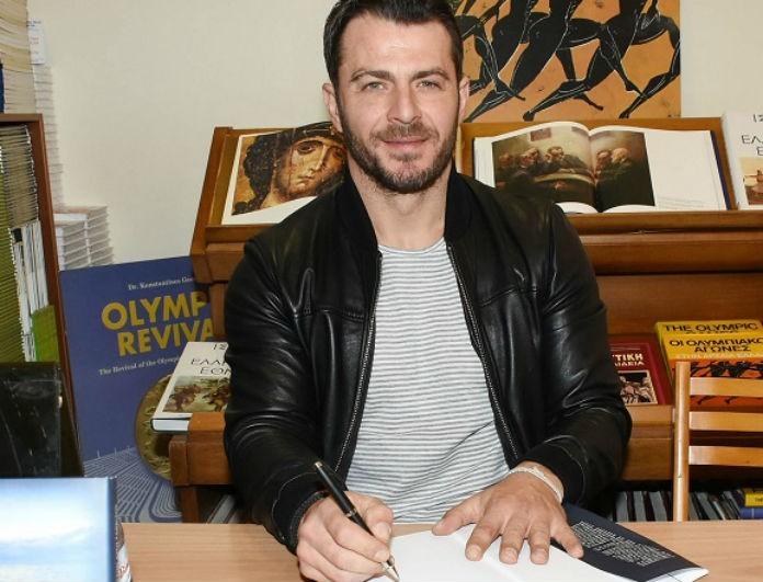 Ποιος Έλληνας παρουσιαστής πήγε να πάρει... αυτόγραφο από τον Ντάνο;