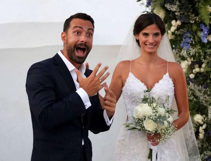 Σάκης Τανιμανίδης - Χριστίνα Μπόμπα: Χαρμόσυνα νέα για το ζευγάρι!
