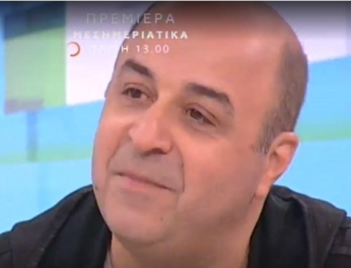 Μάρκος Σεφερλής: Η Έλενα Τσαβαλιά τον έκανε να βάλει τα κλάματα! Ράγισαν καρδιές! (βίντεο)