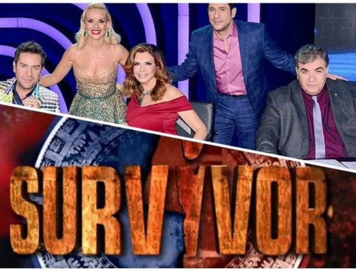YFSF vs Survivor: Δεν φαντάζεστε τα νούμερα που έκανε στην τηλεθέαση η Μπεκατώρου!