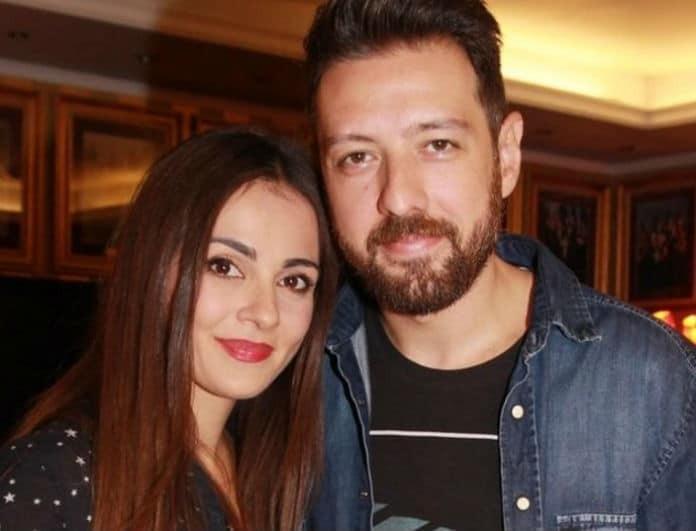 Mάνος Παπαγιάννης - Αγγελική Δαλιάνη: Μας δείχνουν για πρώτη φορά τον γιο τους!