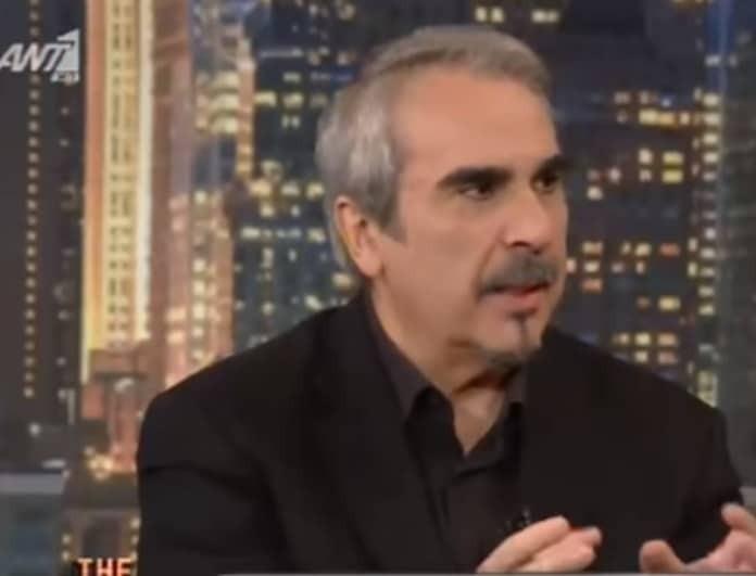 Βαγγέλης Περρής: Η αποκάλυψη που δεν ήξερε κανείς για το ΟΛΑ και τον Θέμο! (βίντεο)