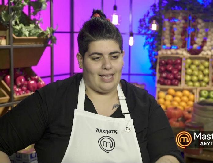 Μaster Chef: Η πρώτη ανάρτηση από την Άλκηστη μετά την αποχώρησή της!
