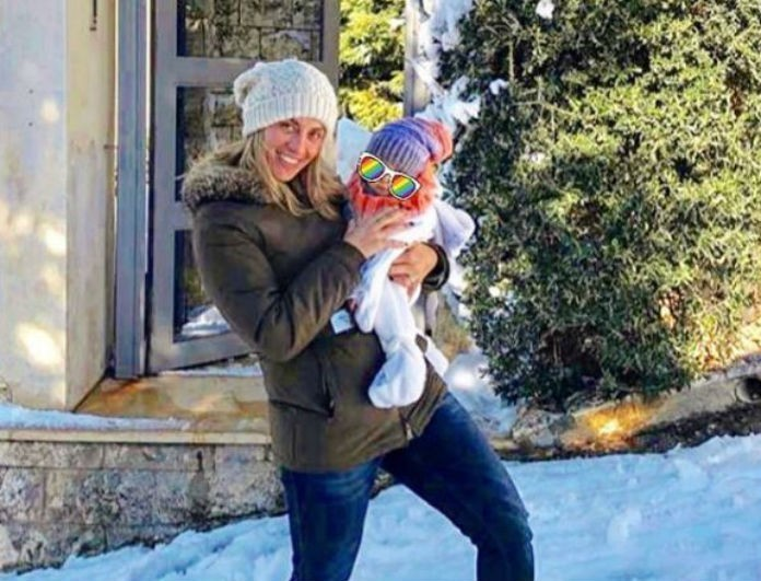 Ελεονώρα Μελέτη: Έτσι έχασε τα 10 κιλά της εγκυμοσύνης!