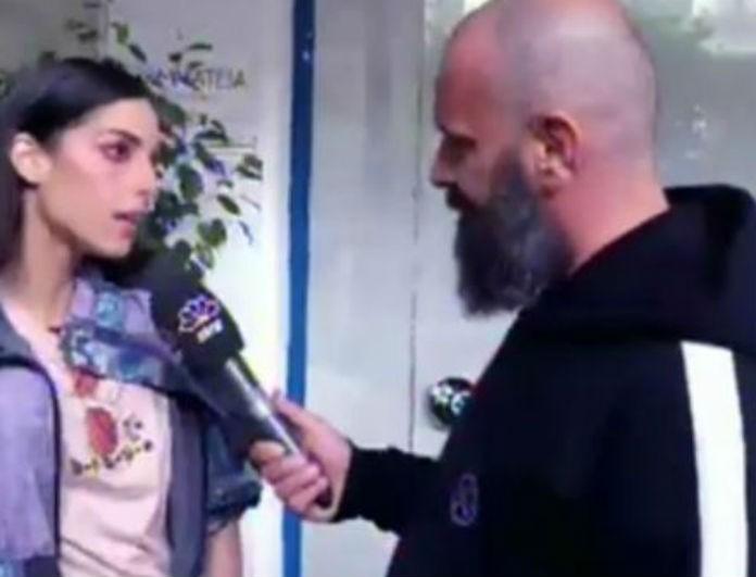 Άννα Μαρία Βέλλη: Αποκάλυψη βόμβα για τον καβγά με τον Κωστόπουλο! «Μου άναψαν τα λαμπάκια...»