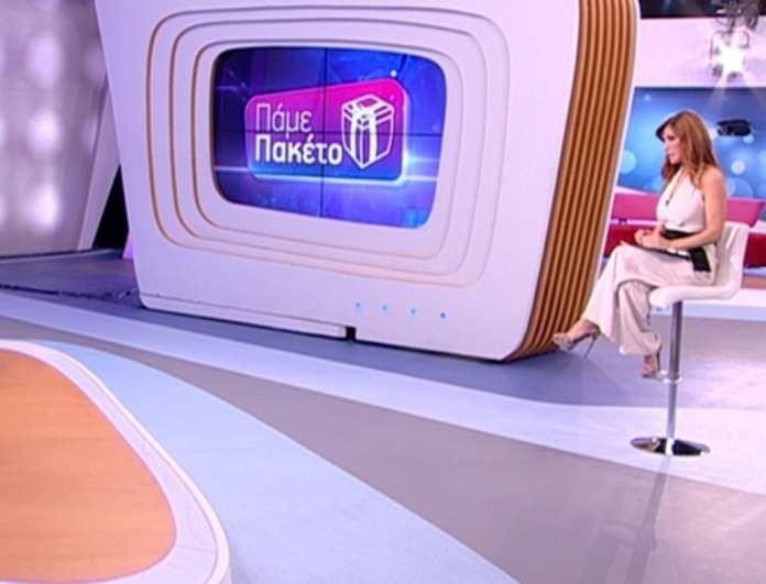 «Πάμε Πακέτο»: Η Βίκυ Χατζηβασιλείου μας συγκλονίζει ξανά - Τι θα δούμε το Σάββατο;