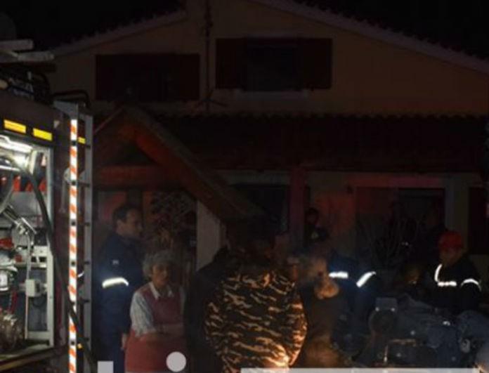 Πύργος: Άνδρας αυτοπυρπολήθηκε μέσα στο σπίτι του!