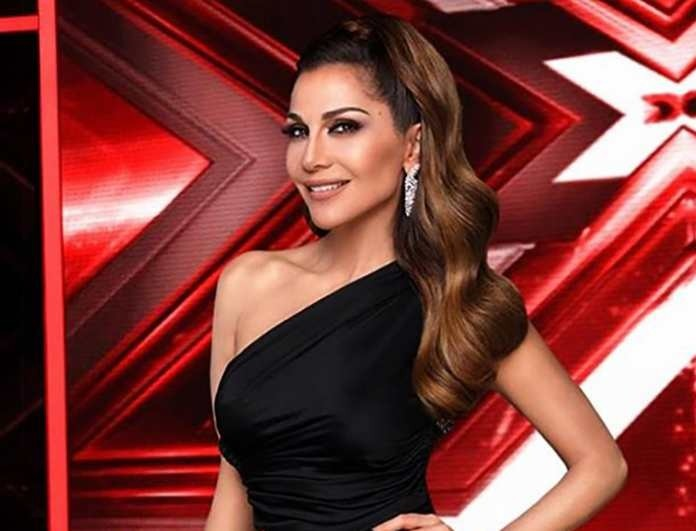 Δέσποινα Βανδή: Η πρώτη φωτογραφία με τους κριτές του X-Factor!