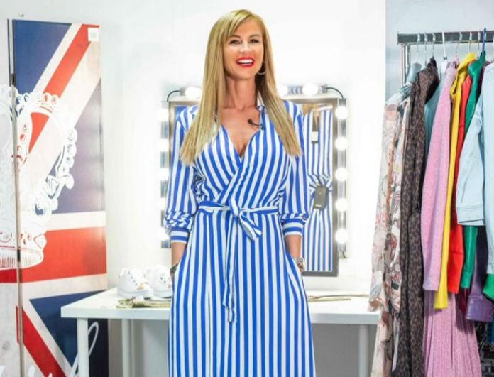 Μακριά και αγαπημένα maxi φορέματα για όλη μέρα! Η Ιωάννα Μιχαλέα δίνει τα tips της...