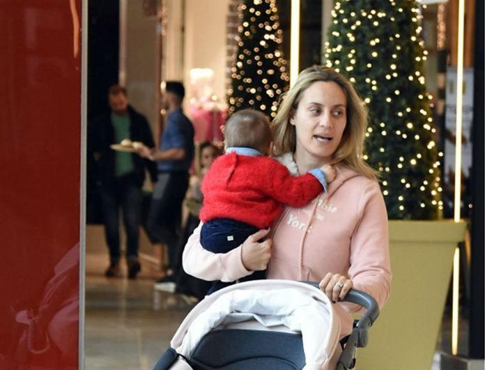 Ελεονώρα Μελέτη: Η πιο τρυφερή στιγμή με την ενός έτους κόρη της!