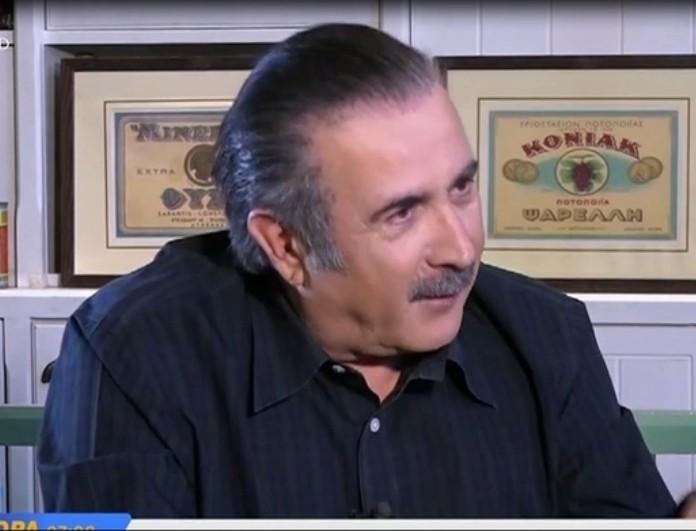 Λάκης Λαζόπουλος: Η μεγάλη εξομολόγηση πριν την πρεμιέρα - «Όταν συναντάς έναν άνθρωπο...» (βίντεο)