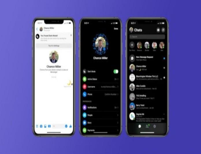 To απόλυτο κόλπο για το Messenger - Έτσι θα ενεργοποιήσετε το Dark Mode!