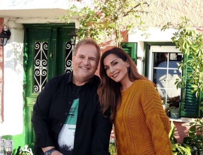 My Greece: Αυτή είναι η πρώτη συνταγή της Δέσποινας Βανδή! (βίντεο)