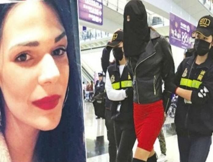 Ειρήνη Μελισσαροπούλου: Στην Αθήνα το μοντέλο που αποφυλακίστηκε από το Χονγκ Κονκ για την κοκαΐνη!