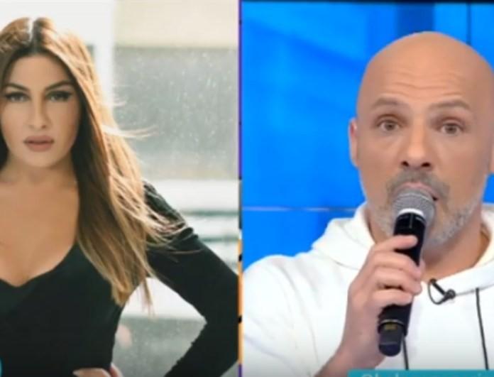 Νίκος Μουτσινάς: Δεν θα πιστεύετε τι του ζήτησε η Έλενα Παπαρίζου! Κάγκελο ο παρουσιαστής (βίντεο)