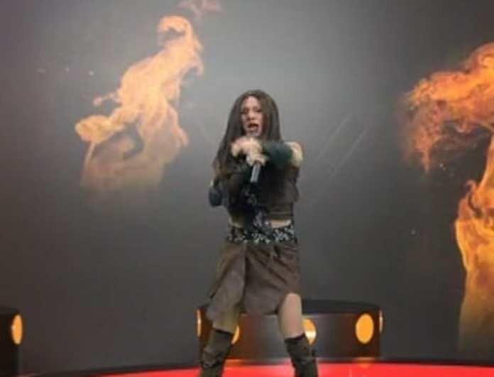 Απίστευτες μεταμφιέσεις από Eurovision: Κλάμα με την Άση Μπήλιου!
