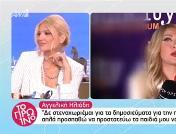 Φαίη Σκορδά: Έγινε έξαλλη με τον Δημήτρη Ουγγαρέζο! Η ατάκα που εξόργισε την παρουσιάστρια (βίντεο)