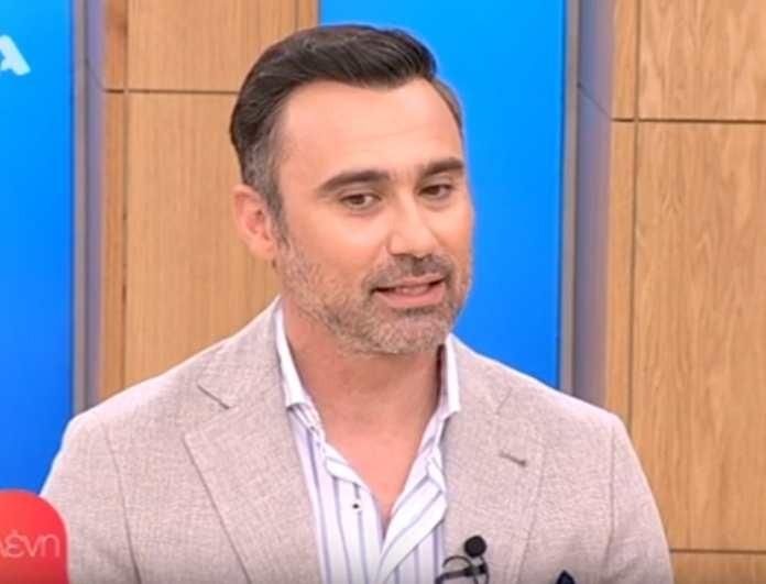 Γιώργος Καπουτζίδης: Το σχόλιο για την ελληνική συμμετοχή στη Eurovision που θα συζητηθεί - «Κάναμε λάθος...»