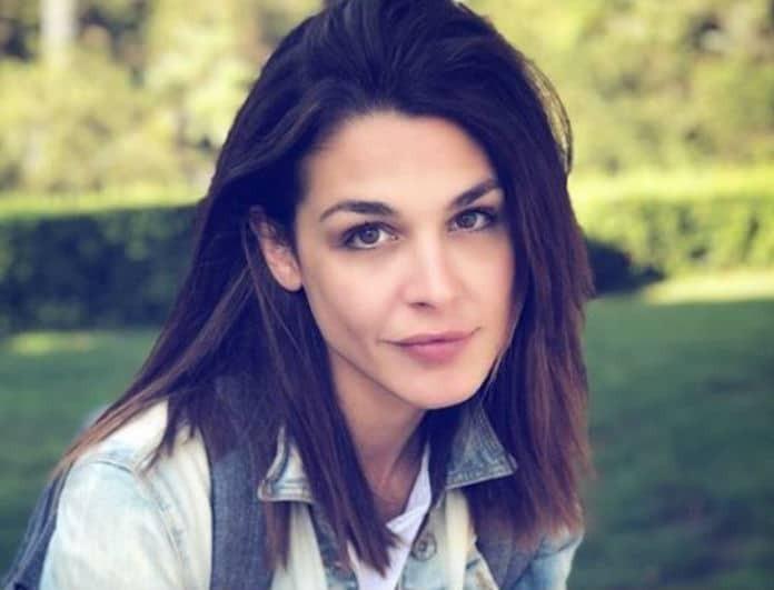 Ιωάννα Τριανταφυλλίδου: «Σ' έναν κόσμο που συνεχώς αλλάζει...»... Η φωτογραφία και το αινιγματικό μήνυμα της ηθοποιού!