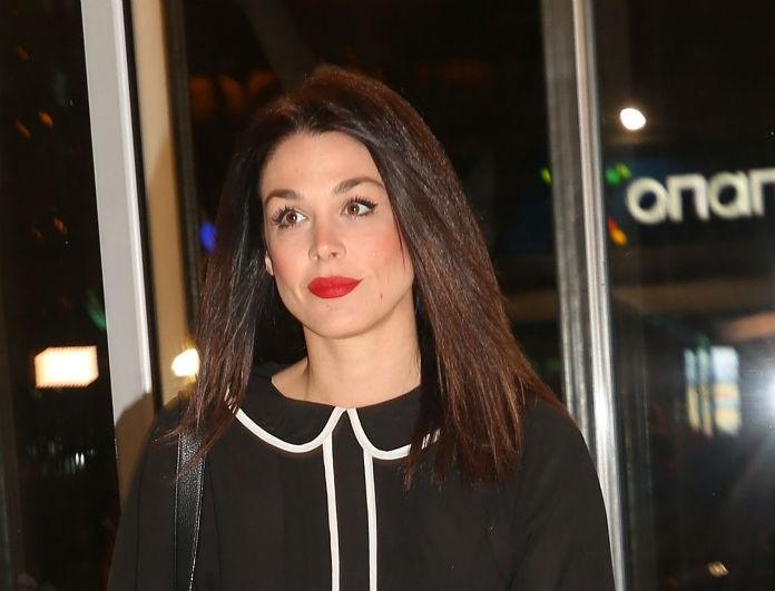 Ιωάννα Τριανταφυλλίδου: Με total black look σε δημόσια εμφάνιση μετά το τέλος του Bake off Greece!