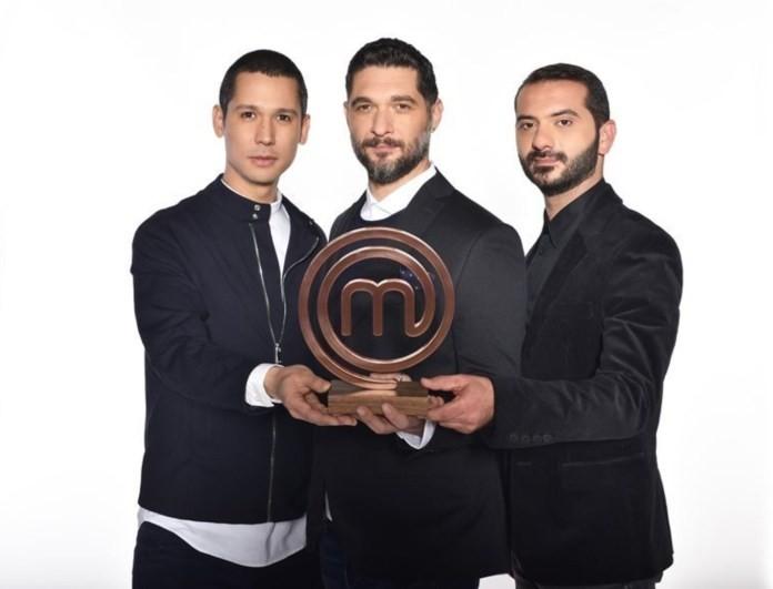 Μaster Chef: Συνεργασία-φωτιά για τους τρεις κριτές!