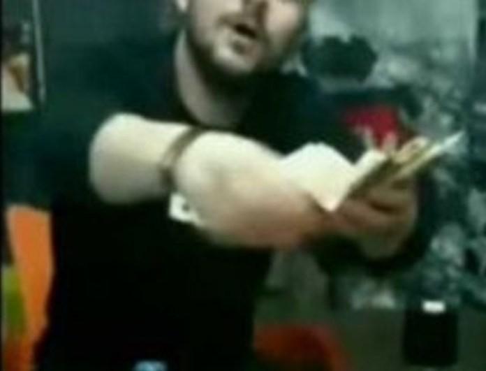 Απίστευτο: Αλβανοί κρατούμενοι στον Κορυδαλλό έκαναν πάρτι μέσα στις φυλακές με ποτά και πακέτα από χαρτονομίσματα! (βίντεο)