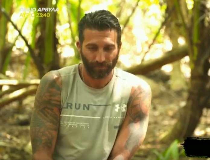 Survivor: Αιχμές Κυριάκου για Τόνι - «Ντάνος δεν θα γίνει ποτέ, γιατί ο Ντάνος δεν πούλησε κανέναν!» (βίντεο)