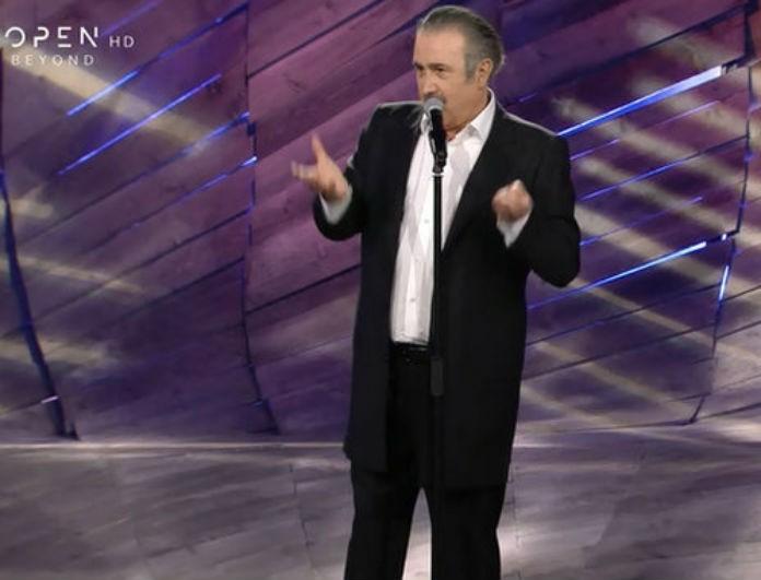 Λάκης Λαζόπουλος: Πρεμιέρα για το τσαντίρι - Αυτά είναι τα νούμερα τηλεθέασης στο Open!