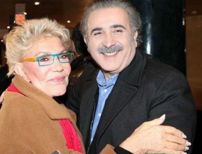 Λάκης Λαζόπουλος: Στο πλευρό της Μαρινέλλας ο παρουσιαστής, μετά το ατύχημά της!
