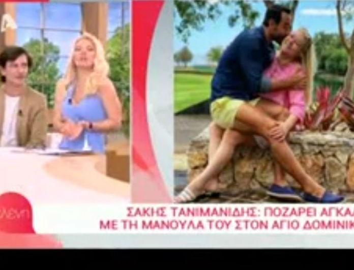 Χαμός στην εκπομπή της Μενεγάκη! Το δημόσιο άδειασμα στην μητέρα του Τανιμανίδη!