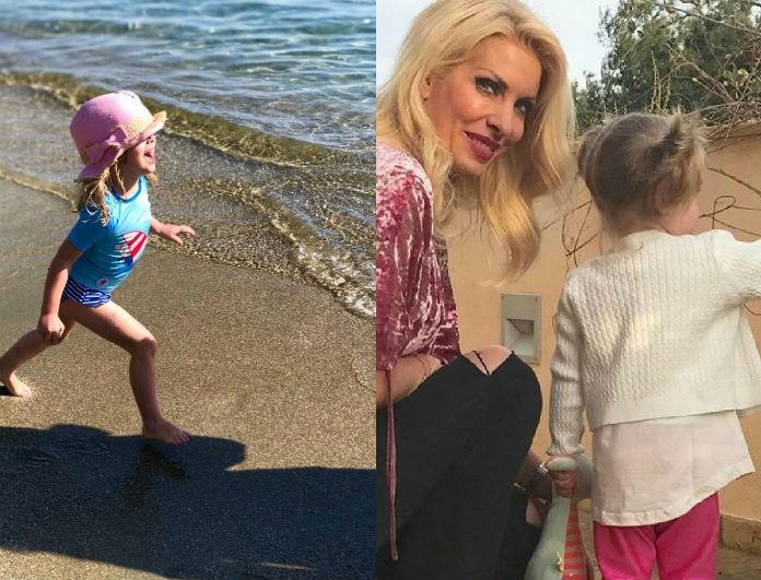 Μαρίνα Παντζοπούλου: Ο μικρός άγγελος της Ελένης Μενεγάκη και του Ματέο!