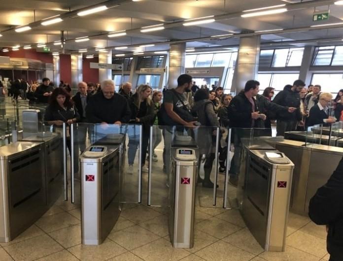 Προσοχή: Έρχονται τεράστιες αλλαγές στο Μετρό! Τέλος οριστικά οι τζαμπατζήδες!