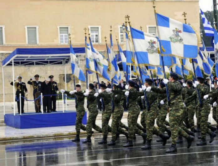 Στρατιωτική παρέλαση σήμερα στην Αθήνα -Ποιοι δρόμοι είναι κλειστοί;