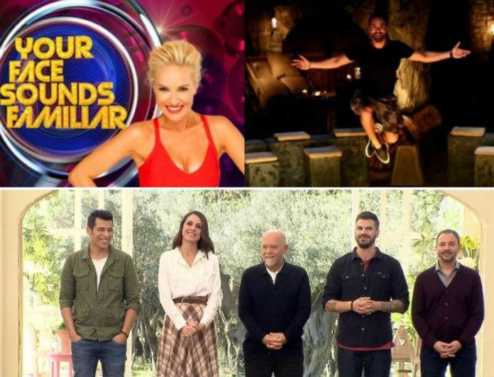 Τηλεθέαση 24/3: YFSF ενάντιον Survivor και τελικό Bake off Greece!